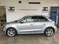 Audi A1 SPORTBACK TFSI S LINE (silver) 2014-07-05
