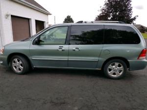 2007 Ford Windstar Limited Van