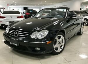 2005 Mercedes-Benz CLK-Class CLK500|AMG|NO ACCIDENT|CERTIFIED