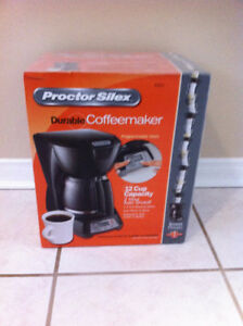 Brand New Proctor Silex Durable Coffee Maker Model 43672