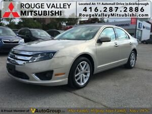 2010 Ford Fusion SEL 2.5L I4, ONLY 58000 KM !!!!!