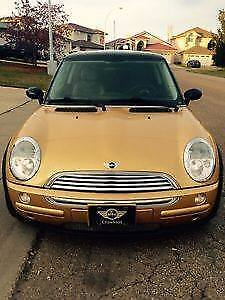 2003 MINI Mini Cooper Classic Coupe (2 door)