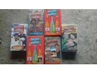 Only fools and horses VHS videos