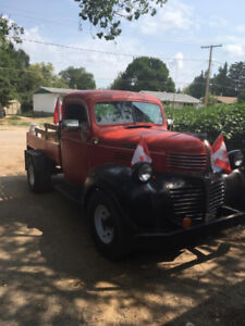 1946 Dodge 1 ton Other Pickups Pickup Truck