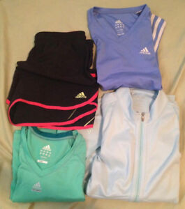 Adidas workout clothes