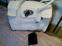 Authentic bayswater mulberry bag