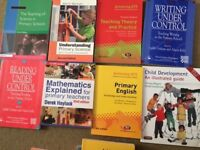 Primary Education with QTS books