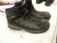WORK BOOTS HARDLY WORN SIZE 13