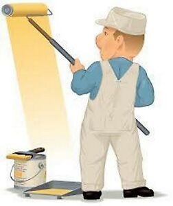 PRO PAINTING N' STAINING, ONLY $85 A ROOM