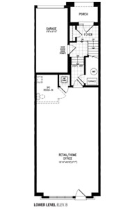 OTTO Bayview/John Live/Work luxury townhouse assignment