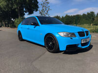 """2006 56 BMW 335i E90 SALOON 417BHP STAGE 3+ JB4 FTP CHARGEPIPE INTERCOOLERS 4"""" BMS METH INJECTION"""