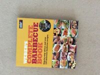 Barbecue Recipe book by Weber
