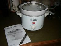 New Small Russell Hobbs Slow Cooker Model 22730