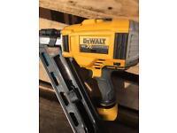 Dewalt 18V Framing Nail Gun - 1st Fix