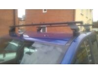 Roof Bars for Fiat Multipla MK2 with original fitting instructions
