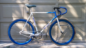 1980 Benotto Asolo Fixie - Vintage Olympic Race Bike