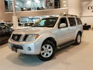 2011 Nissan Pathfinder SE 4X4-REAR CAM-NEW TIRES-BRAKES