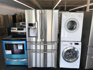 APPLIANCE BLOW OUT SALE FRIDGES STOVES WASHERS DRYERS