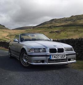 BMW E36 M3 Replica Convertible 323i 2.5 Straight 6 3 Series AUTO Petrol