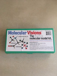 Organic Chemistry (59-230/232) Text, Guide, and Molecule Kit