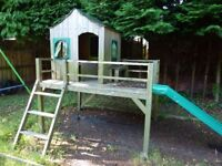 Child's Play House - Collect from Newcastle Upon Tyne, NE2 Area Only