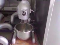 20 LT COMMERCIAL DOUGH MIXER CATERING BAKERY MACHINE CAKE LAHMACUN DINER SHOP KITCHEN PATISSERIE