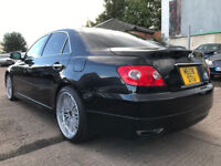 SUPERB TOYOTA MARK X 2006 84K 2.5 V6 (NOT GS300 IS250 MARK X) NEW IMPORT