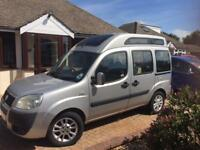 Fiat Doblo Dynamic, wheelchair accessible