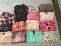 Ladies Size 14 Dip Hem Clothing Bundle - Whitefield