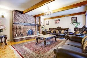 Antique Furniture European Classical Living Room Sets