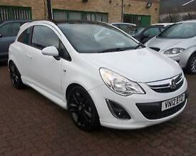 Vauxhall Corsa low Milleage