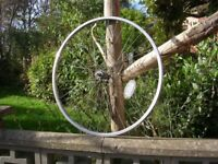 26inch front wheel