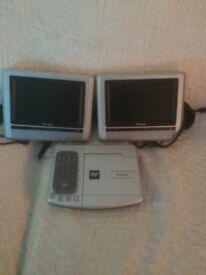 Ventura Portable DVD Player for Car