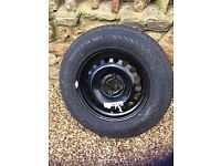 Brand New Tyre for Vauxhall Corsa