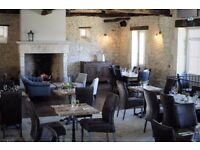 Head chef, in the heart of the Cahors wine region, South West France