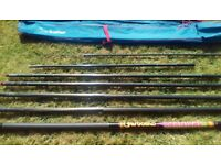 Garbolino Carnival 12.5 m fishing pole