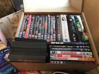 DVD Bundle - £20
