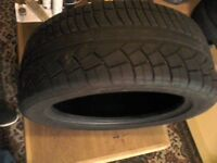 1 tyre for sale