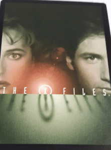 The X Files trading cards