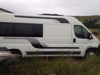 Citroen campervan conversion