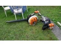Stihl bg600 magnum blower
