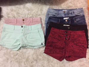 Selection of Shorts (Mint Condition)
