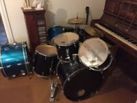 Bought two sets of drum kits from a pub and never used them, hense sale