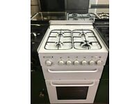 55CM WITE LEISURE GAS COOKER