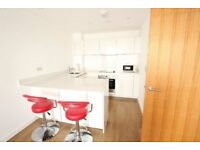 1 bedroom flat available in Stratford with gym inclusive