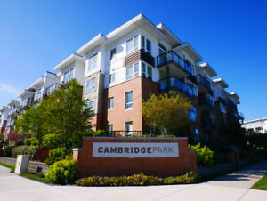Richmond Top floor 2Bed+2bath+2parking apartment for rent!