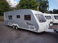 2009 Swift Conqueror 630 4 Berth caravan FIXED BED, MOTOR MOVER, Bargain !!!