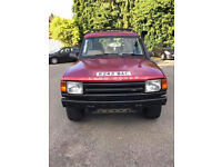 Landrover Discovery 300 TDI OFF ROADER