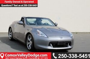 2010 Nissan 370Z Touring ONE OWNER, LOW KILOMETERS, BLUETOOTH...