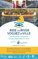Ride the River   -   Family Parade & Picnic